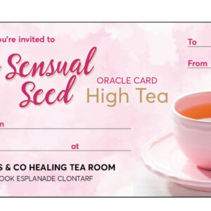 Tea for Two Gift Voucher